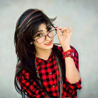 Cute Girl DP