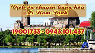 Vận tải hàng hóa – Vận chuyển giá rẻ đi Nam Định