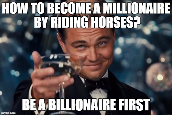 Kuvahaun tulos haulle non horse people meme