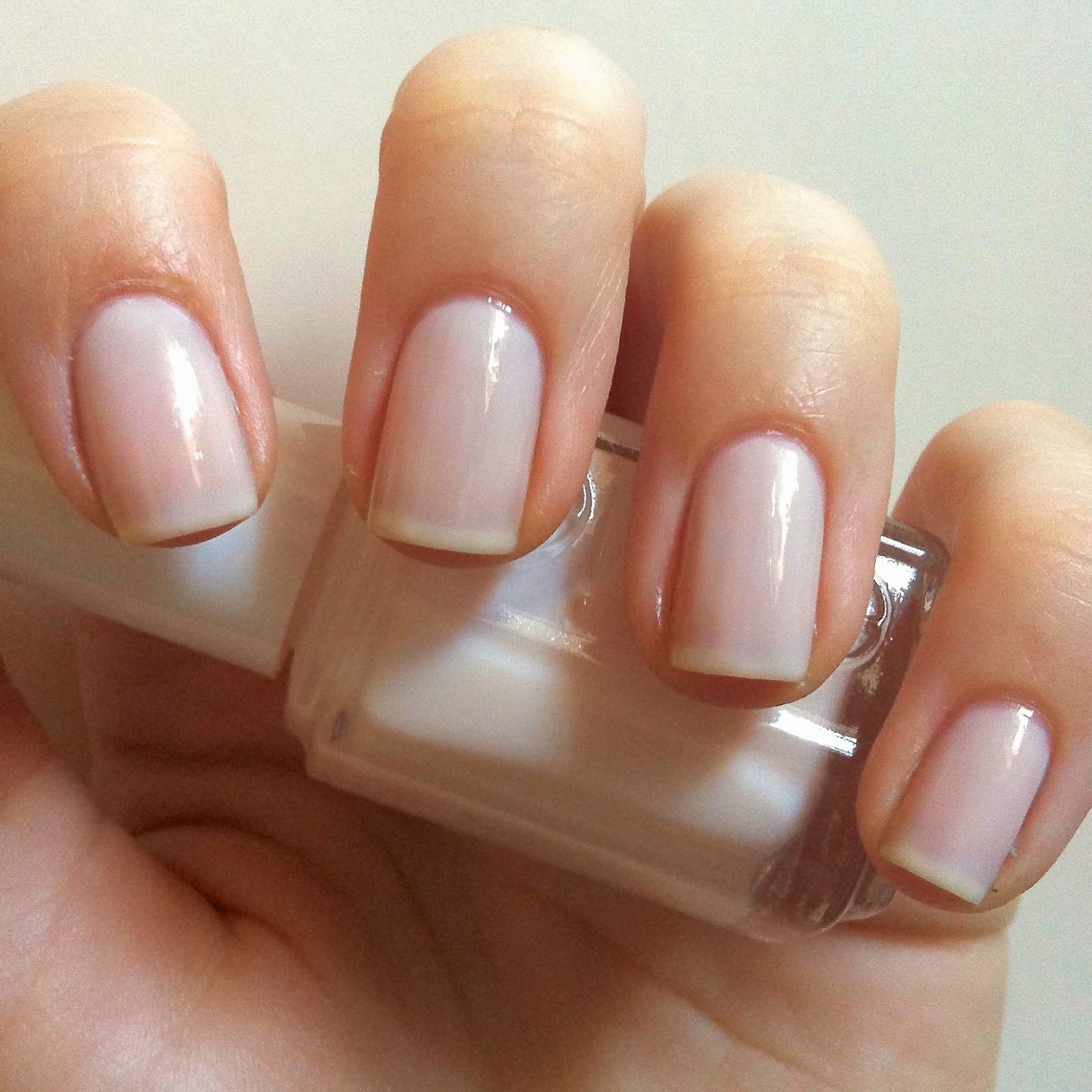 Nails Always Polished Rose Gold French Manicure