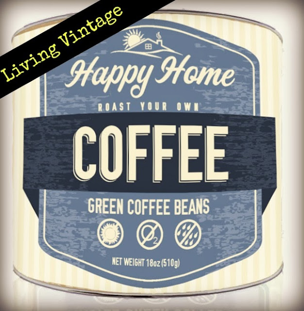 Living Vintage with Happy Home Foods