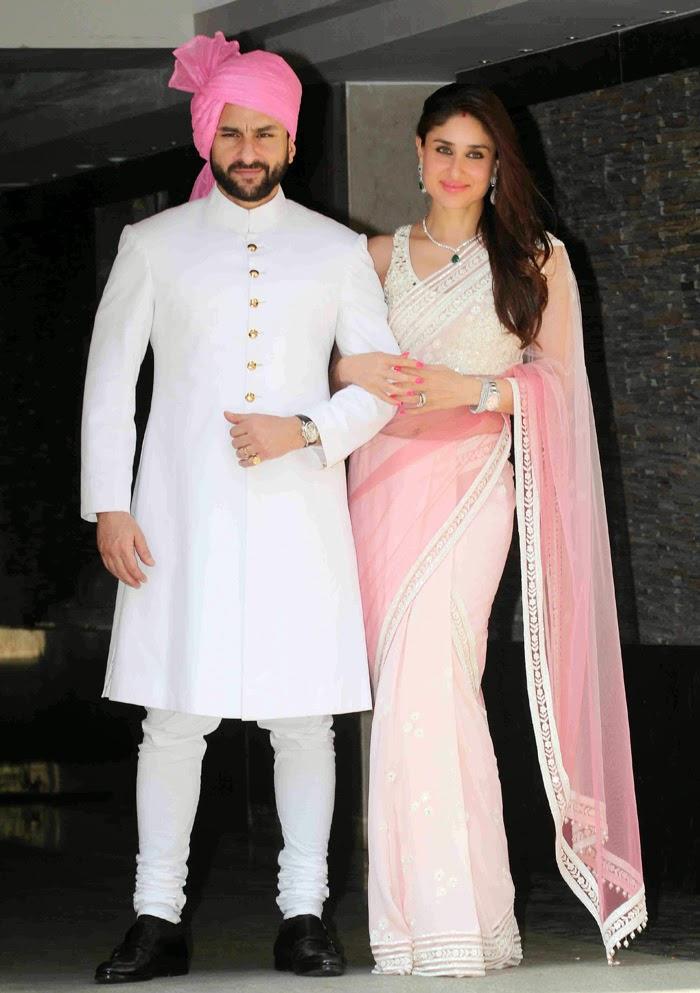 , Soha Ali Khan Kunal Khemu Marriage Pics Album