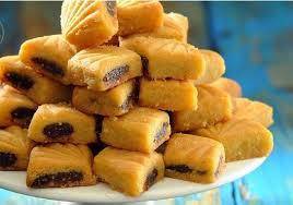 حلوى المقروط الجزائرية
