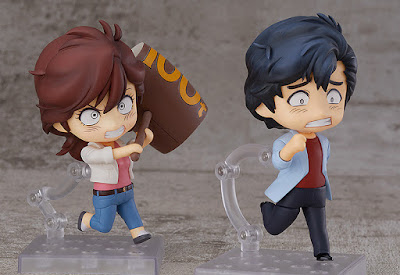 "Nendoroid Kaori Makimura de ""City Hunter"" - Good Smile Company"