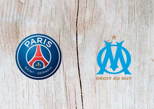 Paris Saint-Germain vs Marseille Full Match & Highlights 17 March 2019