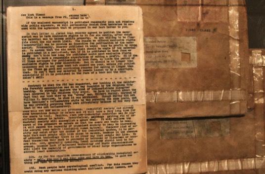 Ted Kaczynski Unabomber, Pembunuh Bersiri Paling Genius Memiliki PhD Dan IQ 167