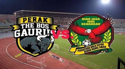 Live Streaming Perak vs Kedah Final SUKMA Perak 19.9.2018