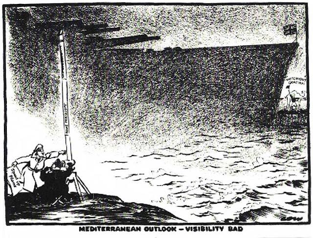 7 October 1940 worldwartwo.filminspector.com Evening Standard Cartoon