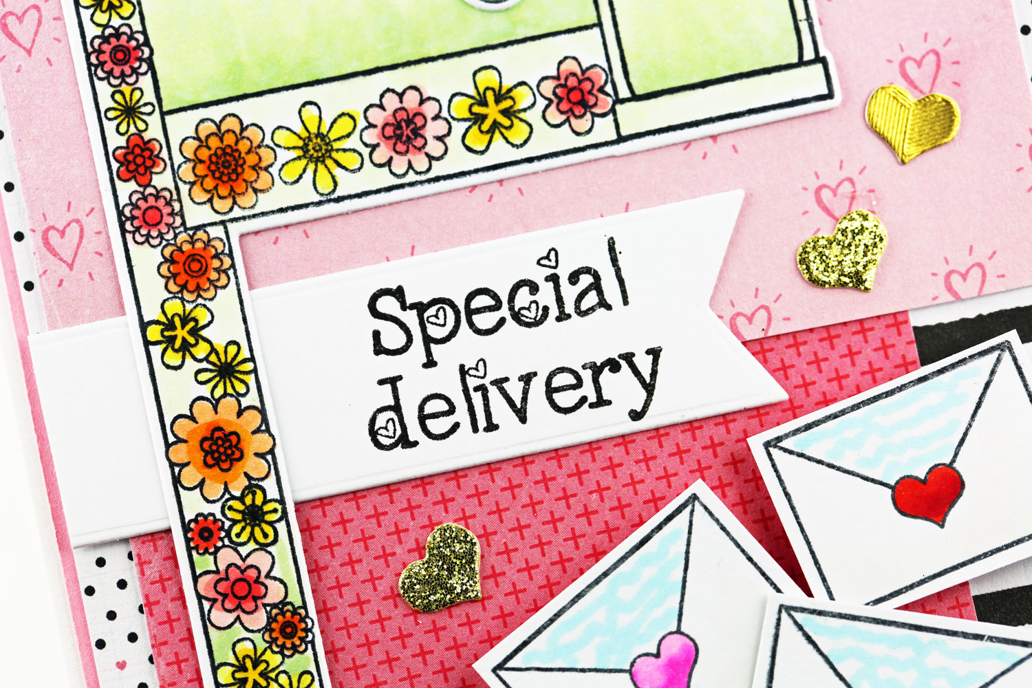 Special Delivery - One