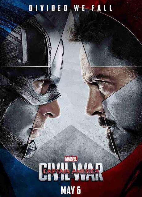 Civil War es la película más vista de 2016