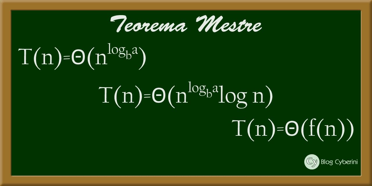 Teorema mestre