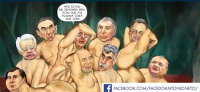 A FARRA DA GORDA APOSENTADORIA: Veja quem se aposentou cedo e com pensões milionárias!
