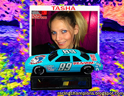 Tasha #89 Slush Puppie Oldsmobile Racing Champions 1/64 NASCAR diecast blog