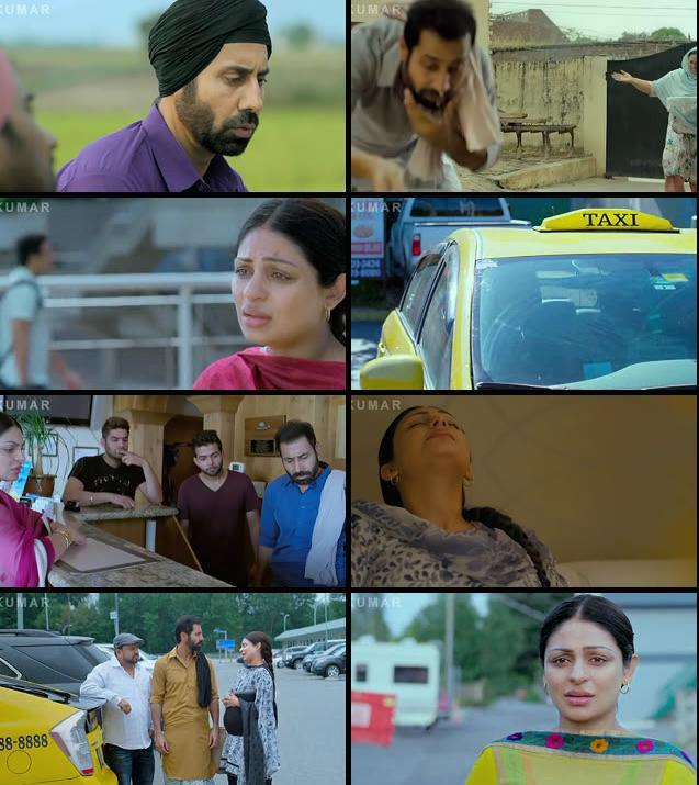 Channo Kamli Yaar Di 2016 Punjabi DVDRip x264