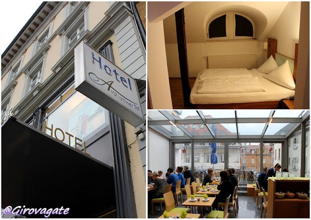 Costanza hotel Augustiner Tor