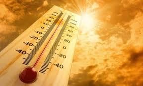 Αρκετή ζέστη και σήμερα τελευταία μέρα του Ιούλη