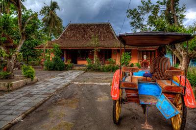 Wisata Candirejo, Kampung jawa