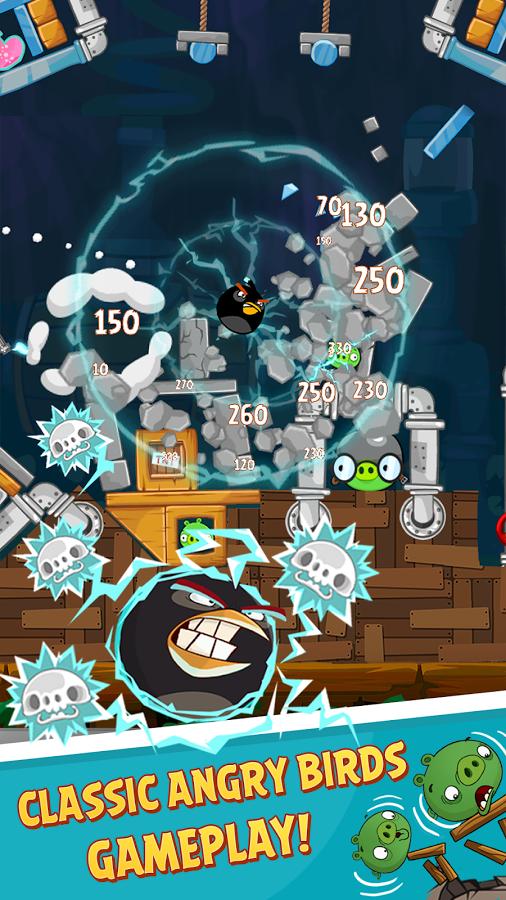 Angry Birds MOD APK terbaru