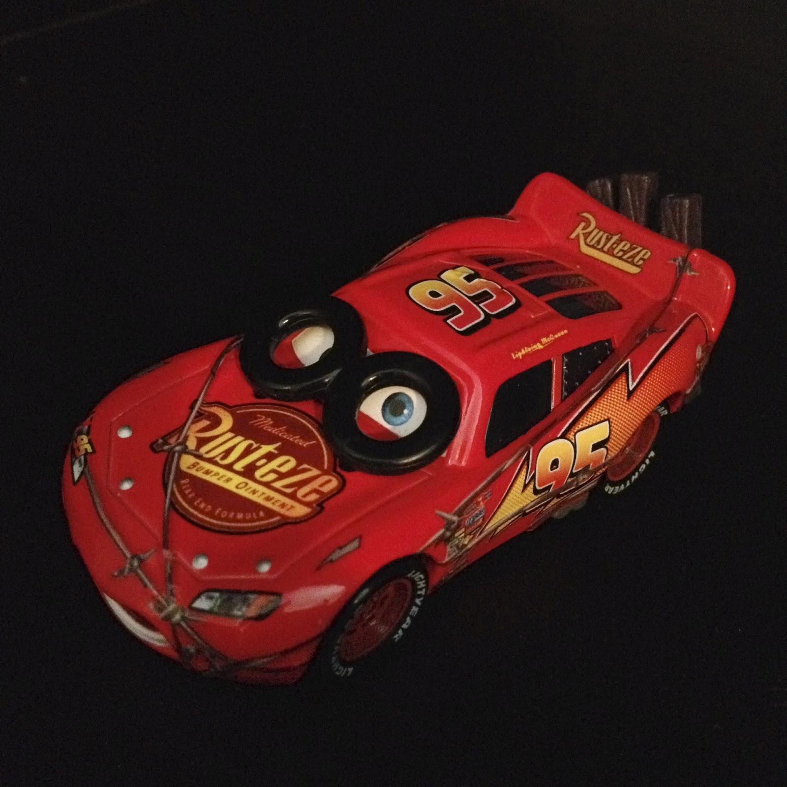 Cars 3 Lightning Mcqueen Diecast