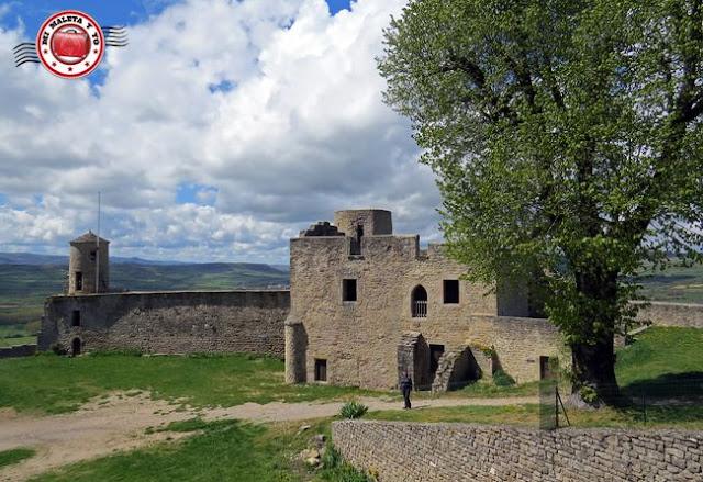 En Sévérac-le-Château, Francia