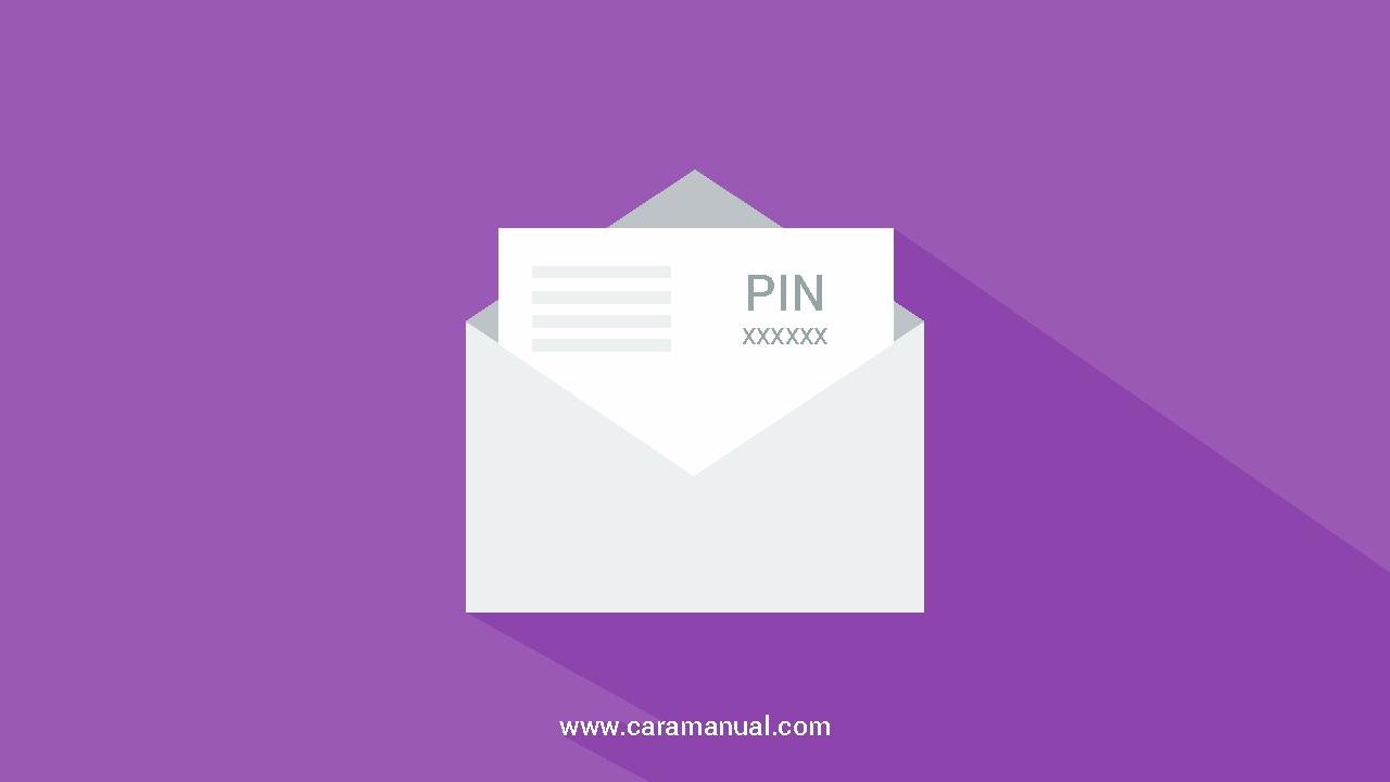 Cara Meminta PIN Baru AdSense