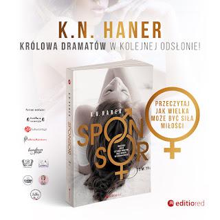 Zapowiedź patronacka - Sponsor II - K.N. Haner