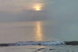 Pantai Blimbingsari, Sunrise Yang Tertunda