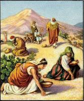 7. Gathering Manna