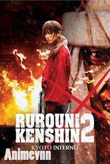 Rurouni Kenshin: Kyoto Inferno - Lãng Khách Kenshin 2: Đại Hỏa Kyoto 2014 Poster