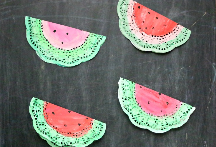 WATERMELON PARTY BUNTING