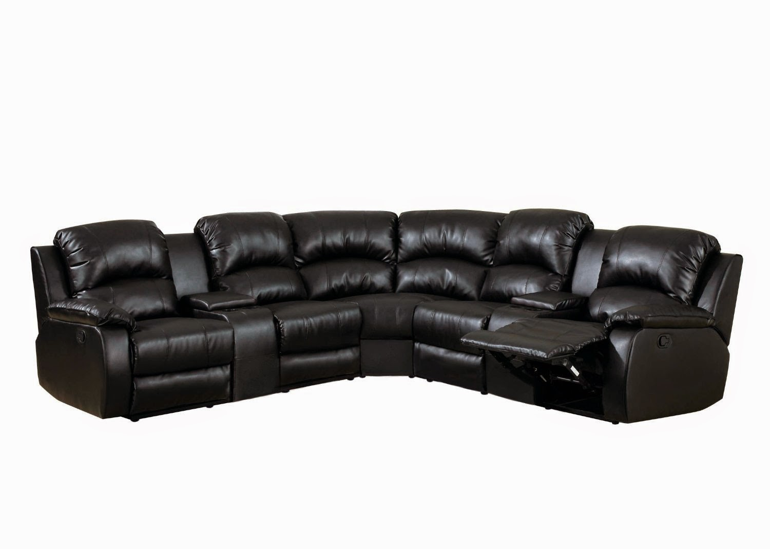 cheap leather sectional sofa bjs reclining black friday best recliner brand recommendation wanted