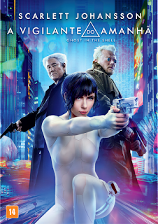 Assistir A Vigilante do Amanhã – Ghost In The Shell Dublado