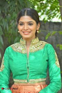 Actress Sanchita Shetty Stills at Enkitta Mothathe Audio Launch 0003