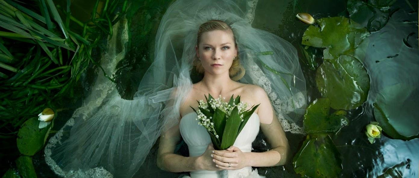 Kirsten Dunst in Melancholia di Lars von Trier fce8110ed74
