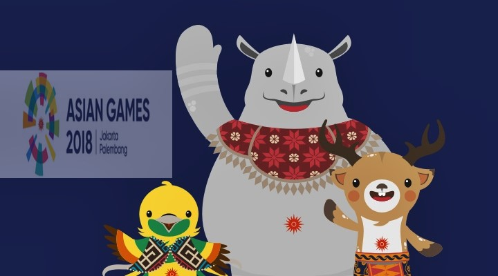 2018 Asian Games - Team Indonesia schedules, news & results