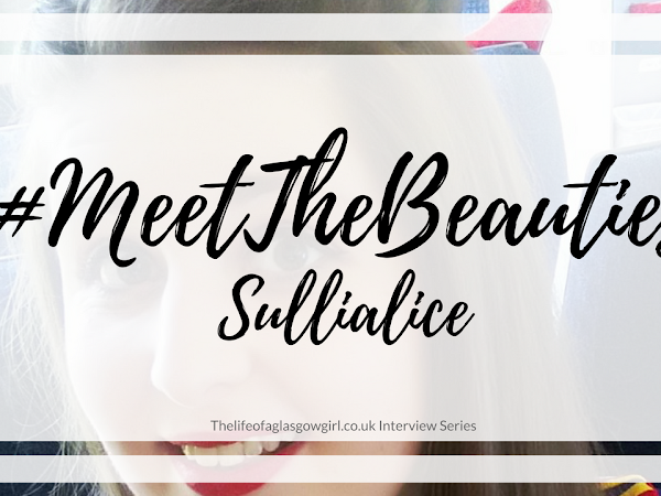 #MeetTheBeauties - Sullialice