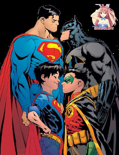 Superman Batman e hijos 01