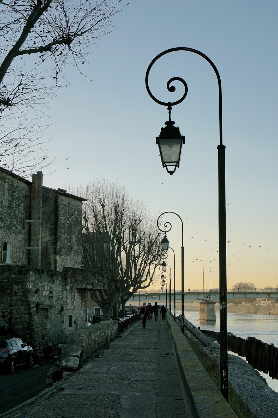 ローヌ川(La Rhône)