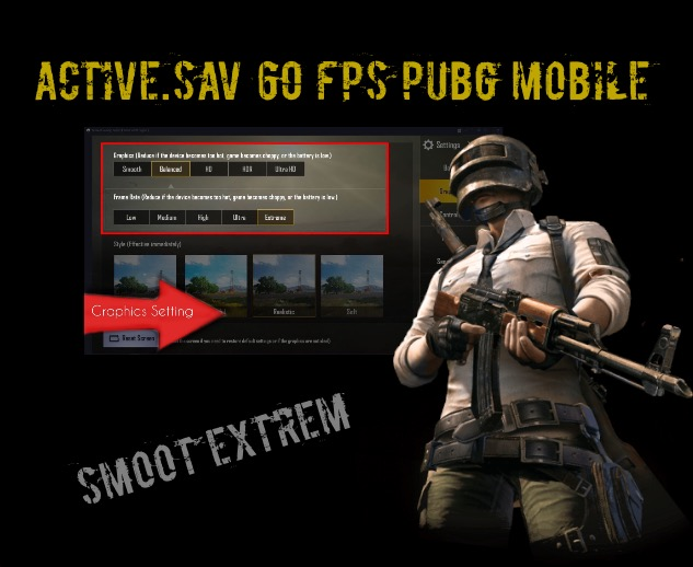 Active.sav 60 fps Pubg
