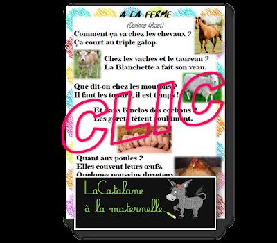 A la ferme - Corinne Albaut (LaCatalane)