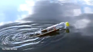 utorial Cara Membuat Kapal Mainan dari Botol Bekas
