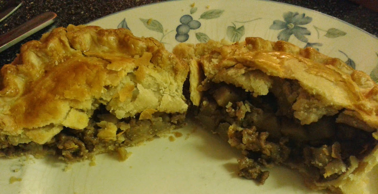The Ark Meat and Potato Pie Review