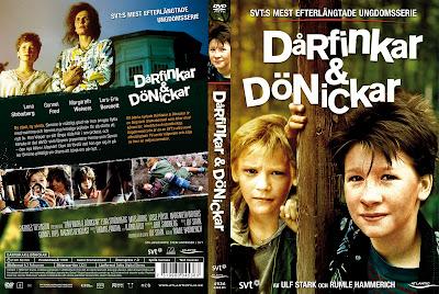 Dårfinkar & dönickar. 6 Episodes. 1988.