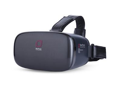 Gafas de Realidad Virtual Deepoon E2 3D VR, noticias de tecnología