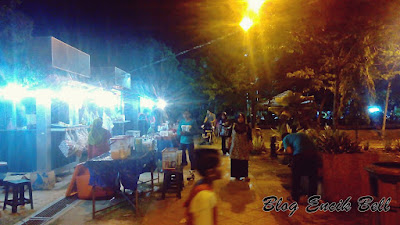 Dataran Raudhah i-City Kulim | Aktiviti Malam Di Kulim