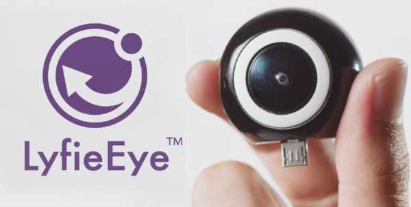 LyfieEye 360 Degree Smartphone VR Camera