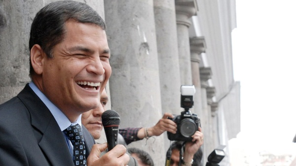 Correa: Latinoamérica debe ser autónoma de quien gobierne en otros países