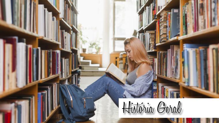 Curso online e gratuito de História Geral