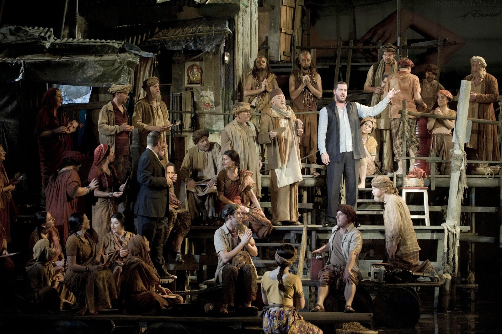 Bizet: The Pearl Fishers - (c) ENO / Mike Hoban