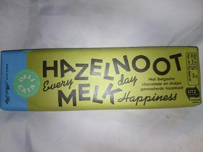 Delicata Hazelnoot Melk riview